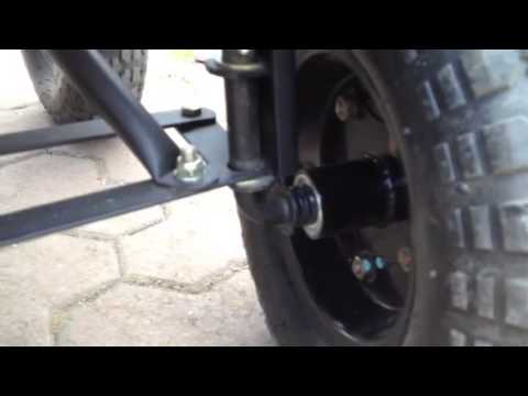 Tricam Gorilla Carts heavy duty wheel failure