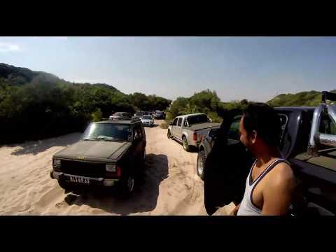 Mazda BT50 / Isuzu Dteq / Ford Ranger - Calanga Beach [Mozambique]
