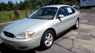 2004 Ford Taurus SES Start Up, Engine & In Depth Tour Mp3