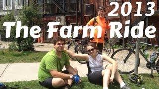 Bike Farm Ride - Amherst, MA (2013) / Rowerem po Farmach w Massachusetts (#Active)