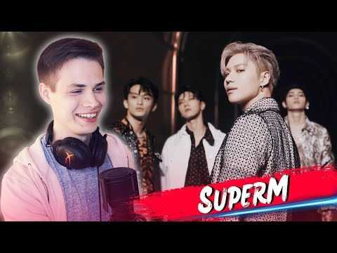 SuperM - Jopping (MV) РЕАКЦИЯ