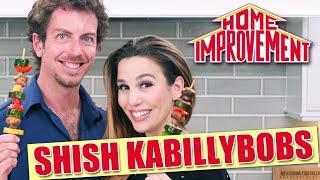 Home Improvement Star Makes Shish Ka-Billy-Bobs!