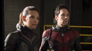 Ant-Man and the Wasp NEW Trailer + CLIPS