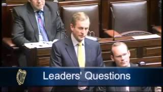 Obama Called A War Criminal In Irish Parliament