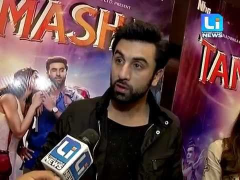 Ranbir Kapoor |Deepika Padukone | Imtiaz ali Interview| Living India | Gaurav Sharma