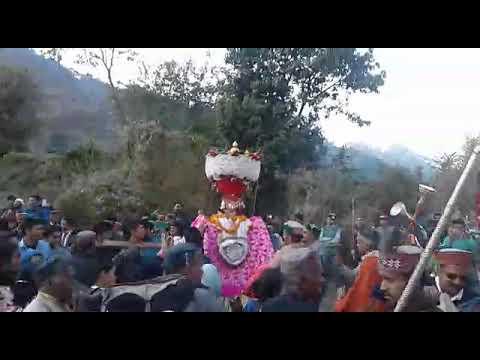 Jai Dev Hurang Narayan g, Devta apna bhagto ka sath nachta hua🙏2018