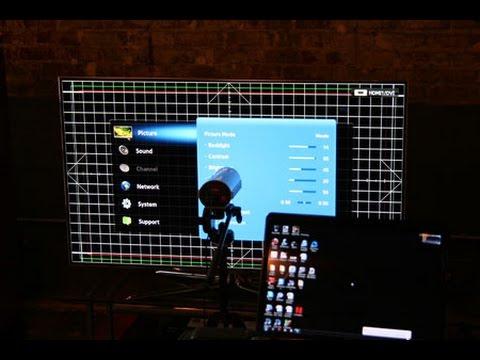 Как прикрепить подставку к телевизору LED Philips 32PFH5500/88 .
