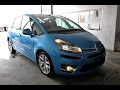 Citroen C4 Picasso Exclusive 136hp 2.0HDI 2007