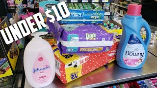 Dollar General $5/$25 Baby Deals \u0026 more!