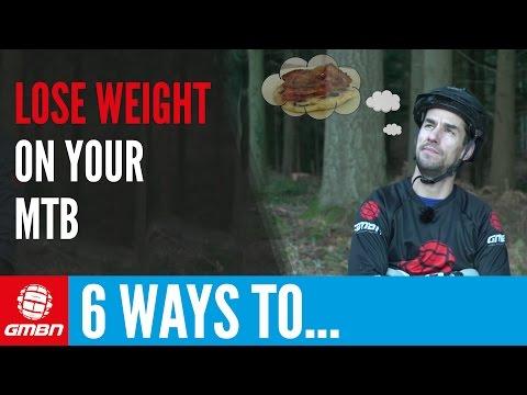 6 Ways To Lose Weight While Mountain Biking | MTB Training