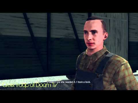 L.A. Noire: Perfect Interrogation - John Jamison at Railyard [Studio Secretary Murder Case]