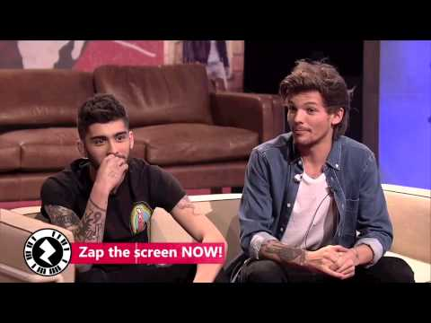 1DDAY Tyler Oakley Interview with Zayn and Louis