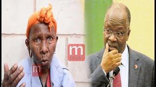 Bibi wa miaka 90 aliyemlilia  Rais Magufuli adai maagizo yake kupuuzwa
