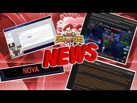 Nova Coming Soon? Seatin Removed and Much More [MCN] - 동영상