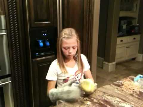 Ashley S 6th Grade Science Project Youtube