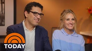 Julia Roberts And Sam Esmail Talk About Amazon's 'Homecoming' | TODAY