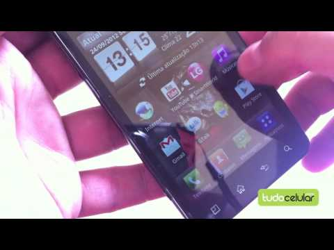 Prova em vídeo: LG Optimus 3D MAX | Tudocelular.com