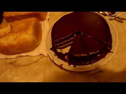 Банановый Торт РЕЦЕПТ .  ТВОРОЖНО-БАНАНОВЫЙ КРЕМ