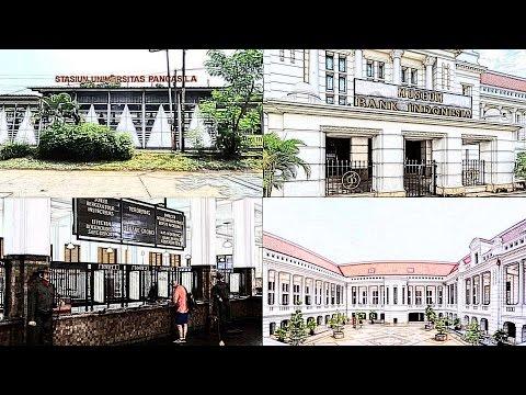 Jakarta Museum Tour - Part 1