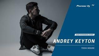 Скачать ANDREY KEYTON Tech House Pioneer DJ TV Saint Petersburg