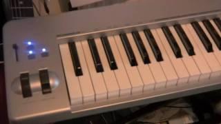 М-аудіо Keystation 88es коментар