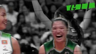 Top 10 Most Memorable Swag in the UAAP Women's Volleyball of All Time Part 2