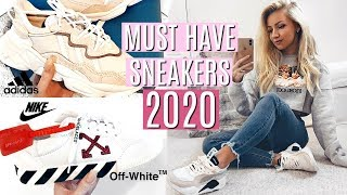 MUST HAVE SNEAKERS 2020 / TRAINER COLLECTION
