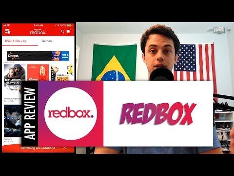 Redbox - Movie Rentals