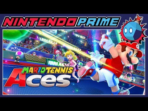 3 New Playable Characters are Leaked for Mario Tennis Aces & Other Details