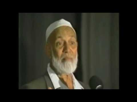 Is Ishmael an illegitimate son of Prophet Abraham (PBUH)? - Ahmed Deedat
