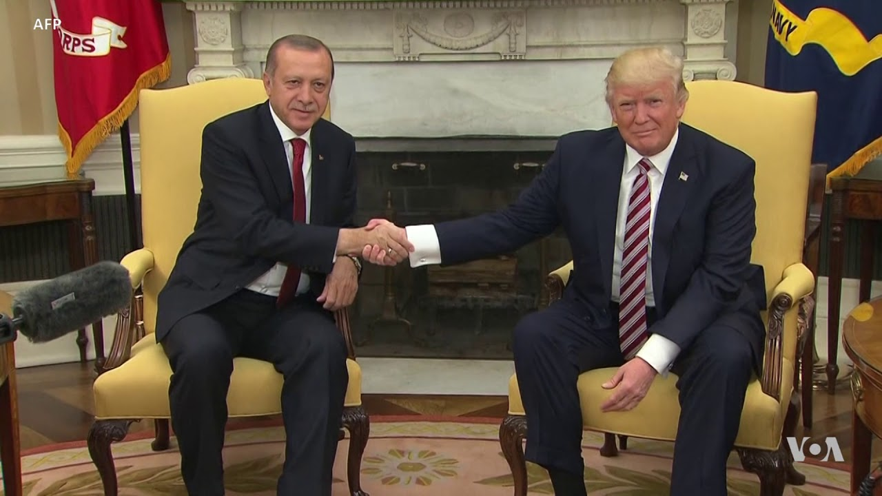 White House: 'We Won't Forget' How Turkey is Treating US Pastor
