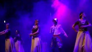 Cía. de Danza SARIRI DEL ANDE - ATAHUALPA wañusqan -La muerte del Inca Atahualpa