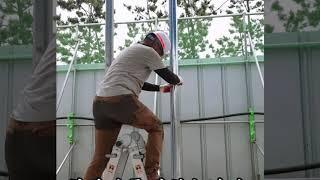천막시공 건설사 폐기물보관소 어울림천막공사입니다 (네이…