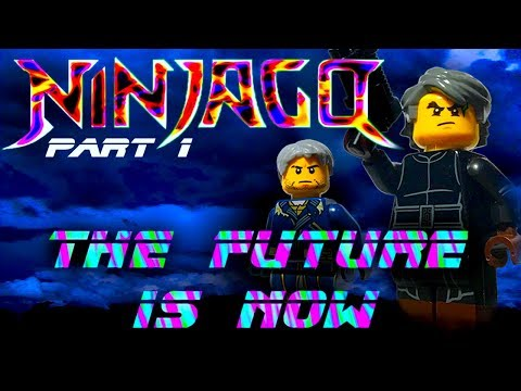 LEGO NINJAGO MOVIE: THE FUTURE IS NOW!  - PART 1