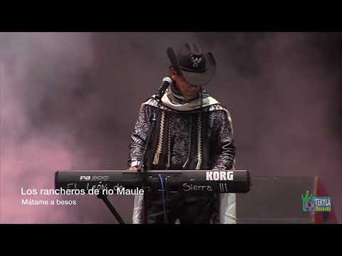 Los rancheros de rio Maule - Mix 3 Movistar Arena - Tekyla Records