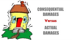 Consequential Damages Versus Actual Damages