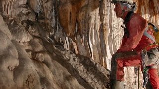 AS Antonio González, unveiling the secrets of the Earth through speleology