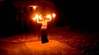 Hooping Fire-The Blood is Love