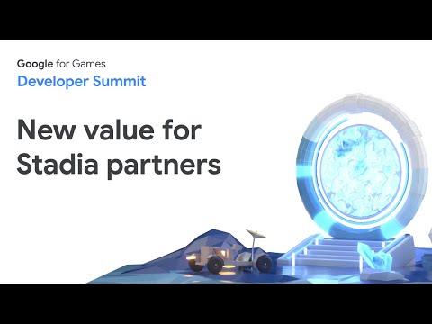 Bringing new value to Stadia partners