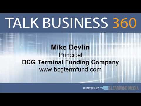 TALK BUSINESS 360 Interview with BCG Terminal Funding Company