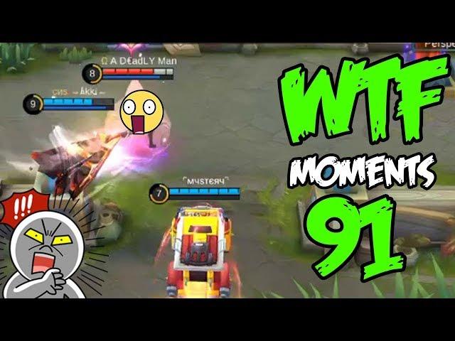 Mobile Legends WTF Moments 91