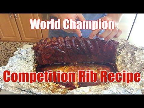 world-champion-competition-rib-recipe---smokin'-hoggz---secrets-of-smoking