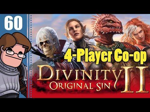 Let's Play Divinity: Original Sin 2 Four Player Co-op Part 60 - Owin Anchoret