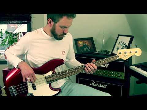 Fender Jazz Bass + Line 6 Helix - Tone Test [Free Preset Download]