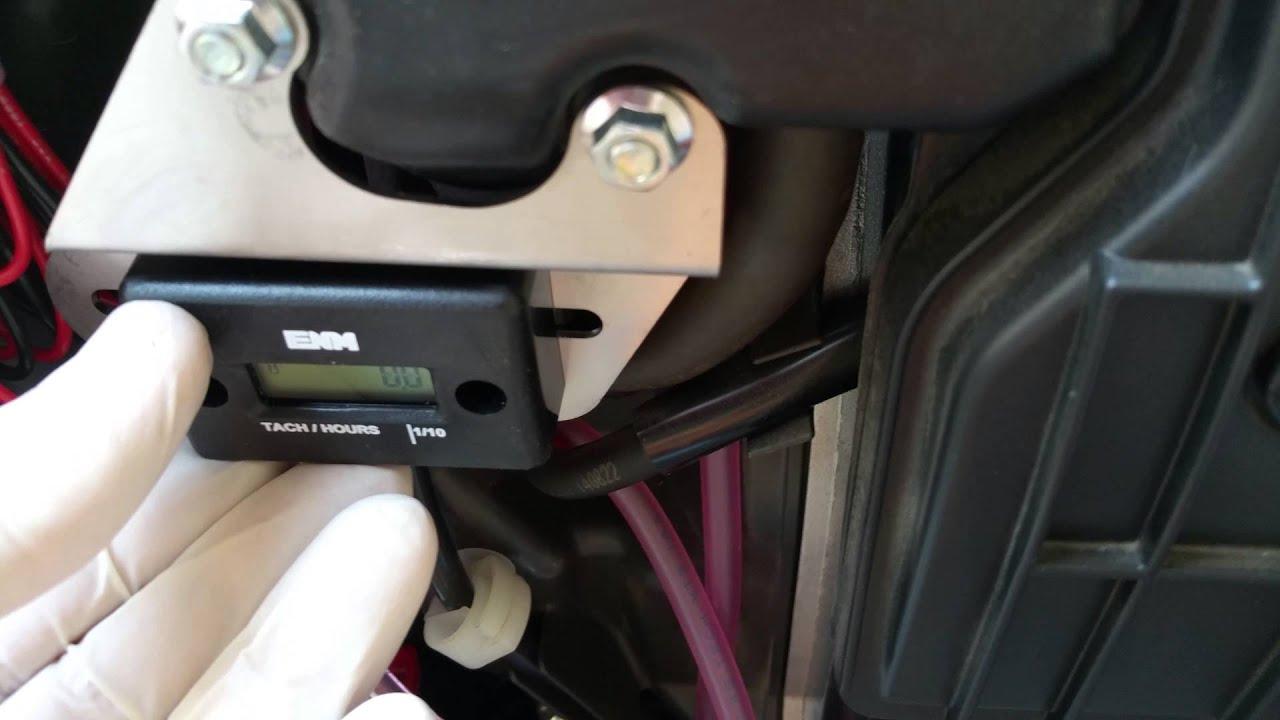 Honda 08181-ENM-036AH Hour Meter