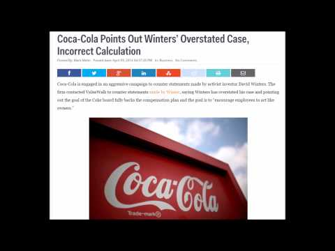 David Winters Talks Coke, Ethical Trends As Jerry Parker Discusses Trend Trading Individual Stocks