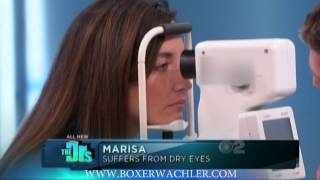Dr. Brian Boxer Wachler Appears On The Doctors To Cure Dry Eyes