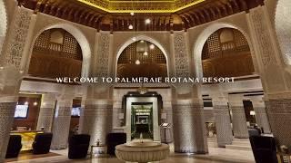 Palmeraie Rotana Resort, Marrakech, Morocco