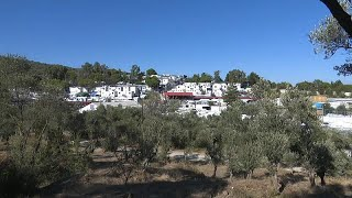 Greek camp at Moria: reaching boiling point