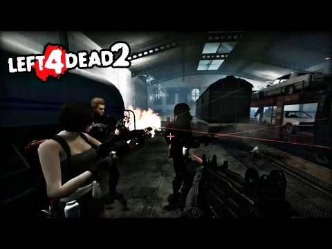 Left 4 Dead 2 - Vienna Calling (Co-op/Modded)